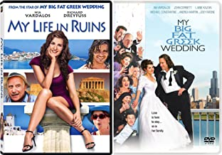 Greek Double Feature My Big Fat Greek Wedding & My Life in Ruins 2-Pack