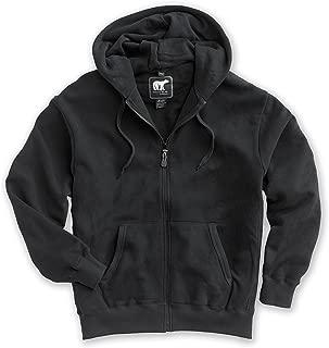 White Bear Clothing Co. Heavyweight Full Zip Hoody (Style 1200) - 18 Sizes: XXS-6XL, LT-6XT