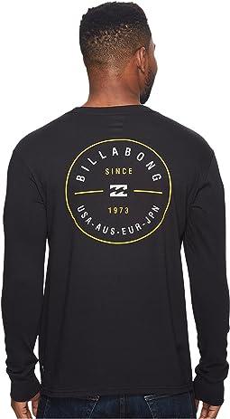 Billabong - Rotor Printed Long Sleeve Shirt