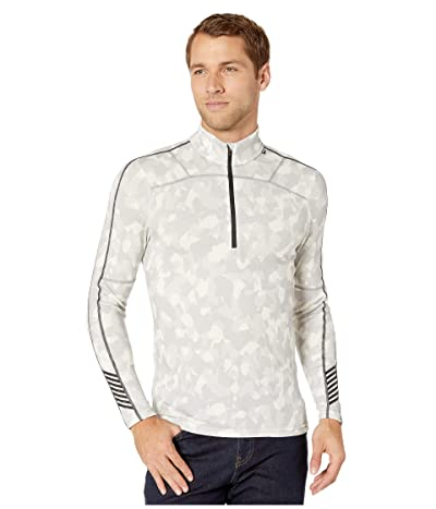 Helly Hansen Lifa Merino 1/2 Zip (Winter Camo) Men