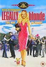 Legally Blonde DVD [Reino Unido]