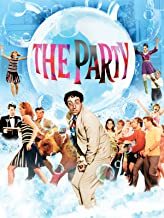 the party peter sellers house