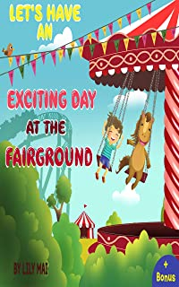 Let's have an exciting day at the fairground! (Jonas & Peter Book 2)