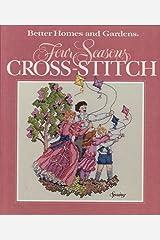 Four Seasons of Cross-Stitch Hardcover