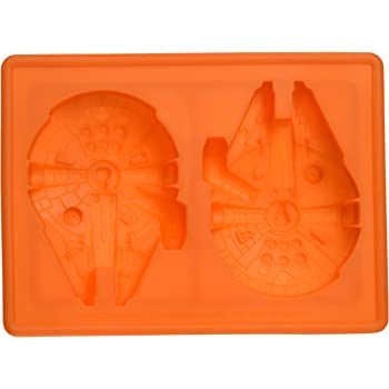 Star Wars Millennium Falcon Silicone Ice Tray/Chocolate Mold