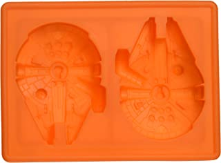 Star Wars Millennium Falcon Silicone Ice Tray / Chocolate Mold
