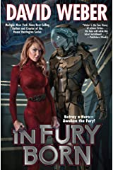 In Fury Born (Fury Series Book 1) Kindle Edition