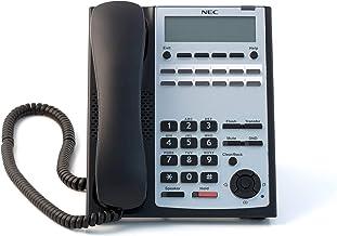 $75 » NEC SL1100 1100061 SL1100 12-Button Full-Duplex Tel (Black) (Certified Refurbished)