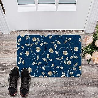 """Aomike Durable Non Slip Door Mats Outside Inside Rug- 18"""" x 30"""" for Living Room/Bathroom/Kitchen/Outdoor Doormat Waterproo..."""
