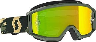 Scott Primal MX Goggle Cross/MTB Brille camo Khaki grÃŒn/gelb Chrom Works
