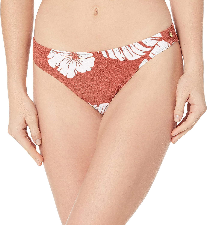 Roxy Women's Standard Garden Trip Regular Bikini Bottom