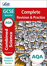 AQA GCSE 9-1 Combined Science Foundation Complete Revision & Practice (Letts GCSE 9-1 Revision Success)