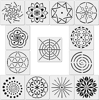 Best dot painting stencils Reviews