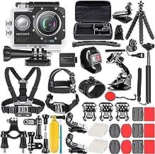 Neewer G1 Ultra HD 4K Action Kamera Set 170 Grad Weitwinkel WiFi Sports Cam 12MP 98ft Unterwasser wasserdichte Kamera Hig...