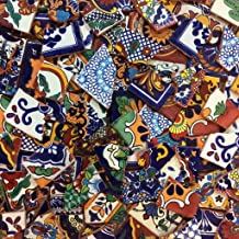Broken Mexican Tile for Murals and Mosaics! 25 pounds, New!