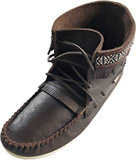 apache style moccasins
