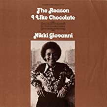 Best the reason i like chocolate by nikki giovanni Reviews