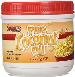 1# Jar Colored Coconut Oil
