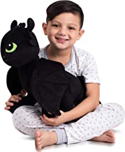 Franco Kids Bedding Super Soft Plush Snuggle Cuddle Pillow How to Train Your Dragon Toothless