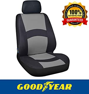 Best goodyear 3 piece auto seat cover set Reviews