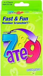 7 Ate 9 Fast & Fun Number Chrunchin