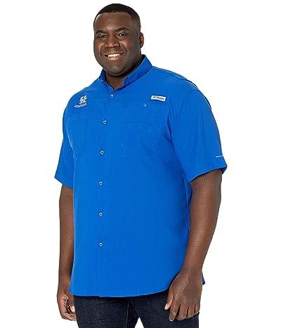 Columbia College Big Tall Kentucky Wildcats Tamiami Short Sleeve Shirt