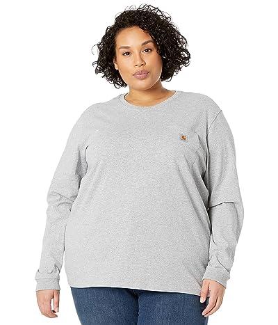 Carhartt WK126 Workwear Pocket Long Sleeve T-Shirt
