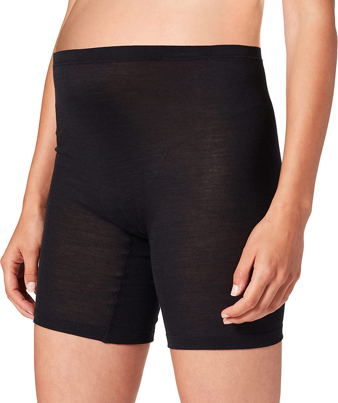 HANRO Women's Woolen Silk W Short Leg Pant 71421