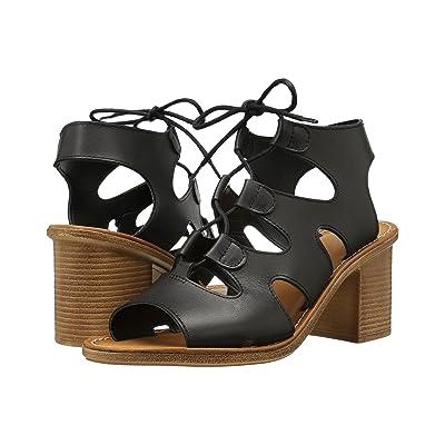 Bella-Vita Bre-Italy (Black Leather) High Heels