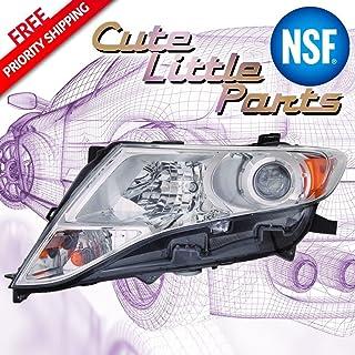 PASSENGER SIDE NSF Depo 317-1170R-AF2 Head Lamp Assembly