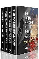 The Jotham Fletcher Mystery Thriller Series: Books 1-4 Box Set (English Edition) Formato Kindle