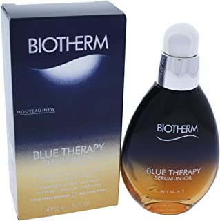 Biotherm Blue Therapy Serum-In-Oil Night by Biotherm for Women - 1.69 oz Serum, 50 ml