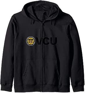Virginia Commonwealth University VCU Rams NCAA PPVCU10 Zip Hoodie