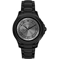 Emporio Armani ART5011 Men's Dress Smartwatch 2 Powered with Wear OS by Google (Black)