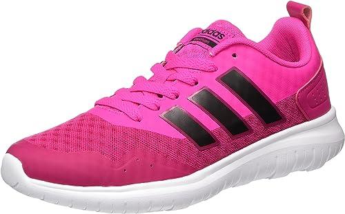 Adidas Cloudfoam Lite Flex W Aw4203, paniers Basses Femme