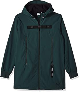 PUMA Men's Evo Long Outerwear Jacket