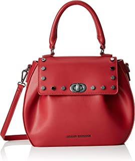 A|X Armani Exchange Women's Tote, RED SHOES - RED SHOES 95