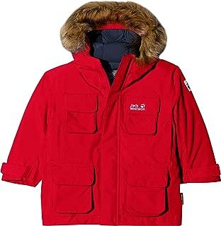 Jack Wolfskin Ice Explorer Jacket Kids Chaqueta de Plumas Beb/é-Ni/ños