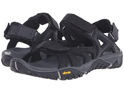 Merrell All Out Blaze Sieve Convert (Black) Men