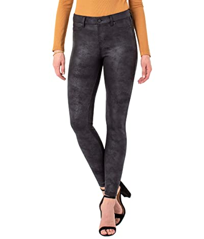 Liverpool Madonna Skinny Leggings (Black) Women