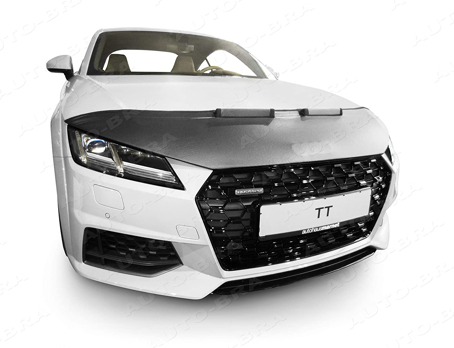 AB3-00265 Purchase CAR HOOD BRA for Audi Excellence TT End Nose Front 2014 since FV