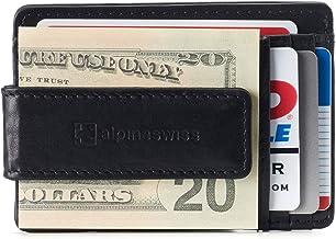 Mini Stainless Steel Slim Money Clip Purse Wallet Credit Card ID Cash Holder HB$