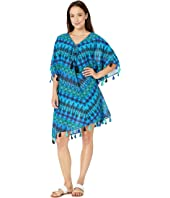Cabana Chic Caftan Cover-Up