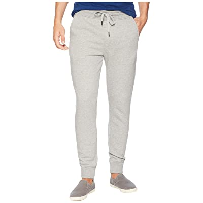 Calvin Klein Jeans Institutional Logo Sweatpants (Medium Charcoal Heather) Men