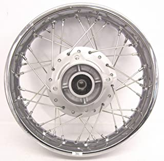 OEM Rear Wheel Hub Rim Spokes Compatible with Honda 1997-Up XR 70 CRF 70 XR70 Wheel CRF70 Wheel