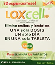 Loxcell Nf Tabletas