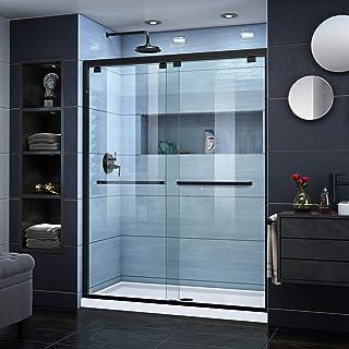Amazon Com Shower Doors Black Shower Doors Showers Shower Parts Tools Home Improvement