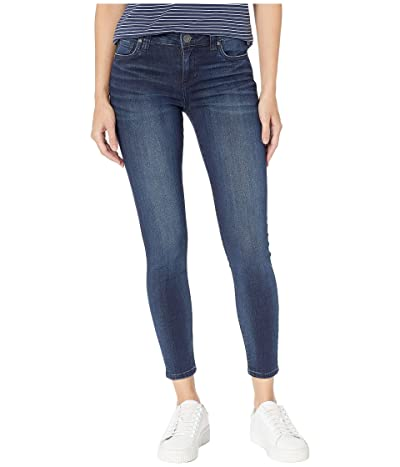 KUT from the Kloth Connie Ankle Skinny Jeans in Formidable w/ Euro Base Wash (Formidable w/ Euro Base Wash) Women