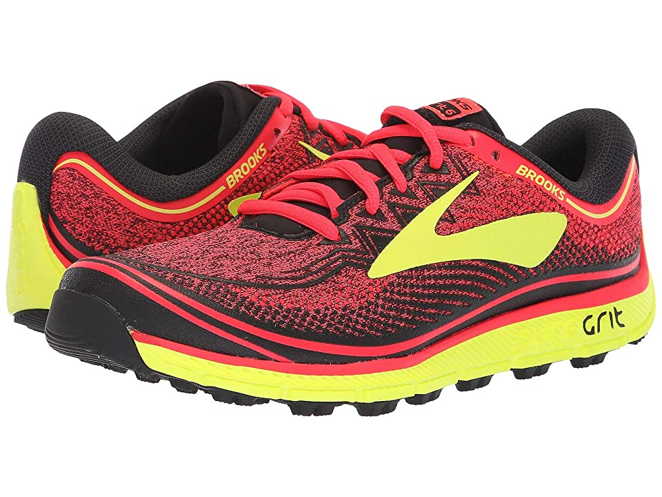 Brooks PureGrit 6 (Diva Pink/Nightlife/Black) Women