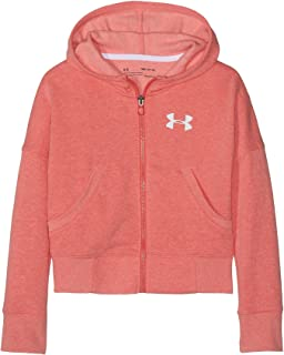 Under Armour Girls Rival Full Zip